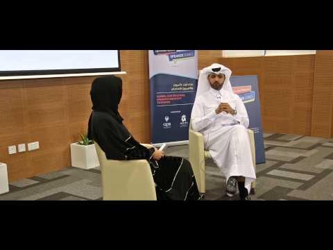 QBIC Speaker Series with Abdulla Al Kubaisi