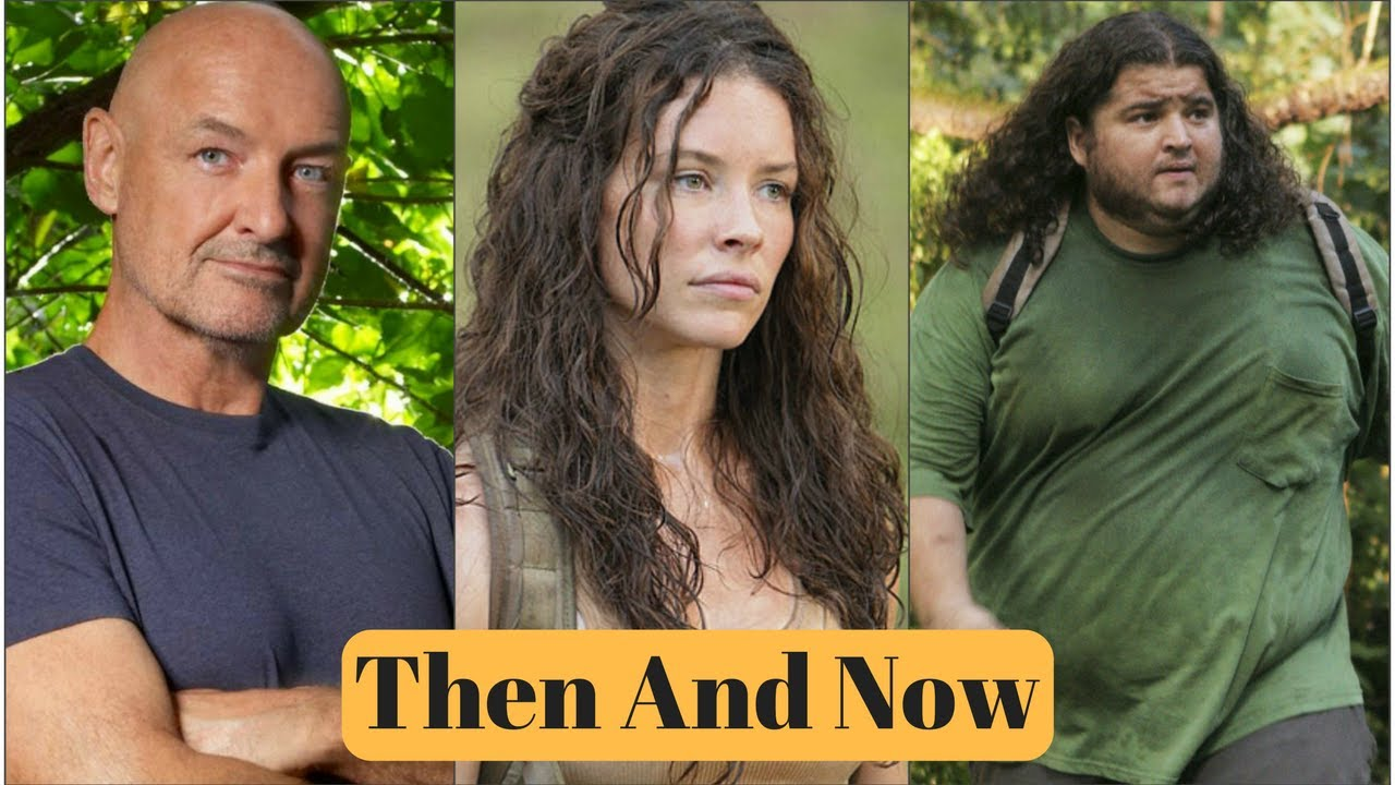 Then And Now: The Cast of 'Lost' - YouTube