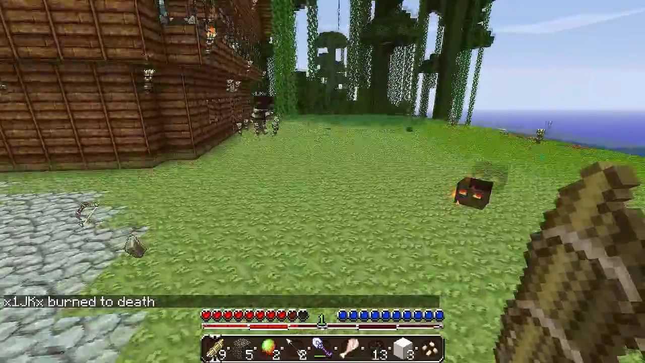 The Minecraft Adventure! Episode 2 Bonus - Magma Cube ...
