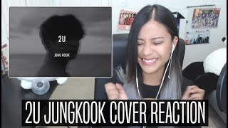 Video 2U JUNGKOOK COVER (BTS) REACTION download MP3, 3GP, MP4, WEBM, AVI, FLV Juli 2018