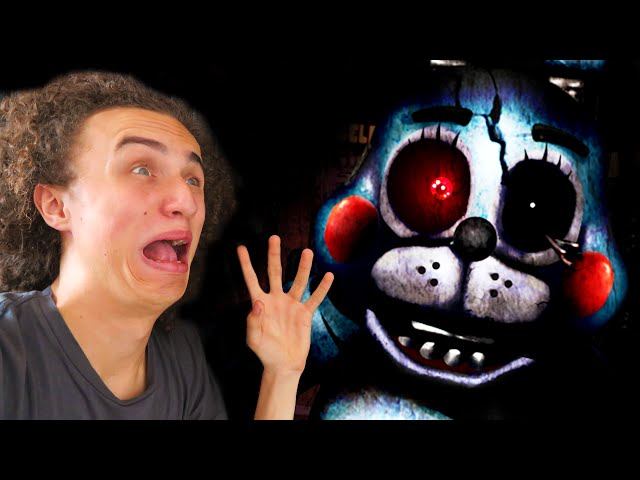 FIVE NIGHTS AT FREDDY'S! (GMOD FUNNY MOMENTS)