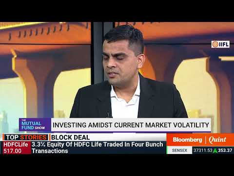 The Mutual Fund Show: The Investing Amidst Volatility