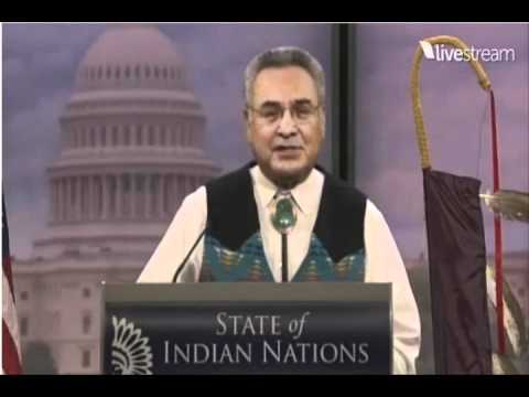 2012 State of Indian Nation Address  - Moment of Opportunity.wmv