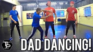 DAD DANCING! Our Dads show us how it's done | Twist and Pulse