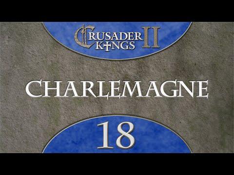 Let's Play Crusader Kings 2: Charlemagne 18 |