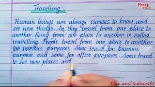 travel photo essay