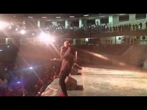 Eddy Kenzo Live in Burkina faso