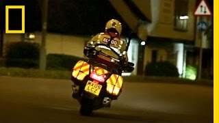 Meet the Blood Bikers Who Save Lives in the U.K.