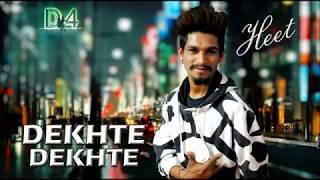 Dekhte Dekhte | Heet | Lyrical Dance Choreography By D4 Dance Academy