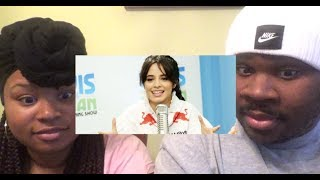 CAMILA CABELLO - HAVANA (LIVE/ACOUSTIC) - REACTION