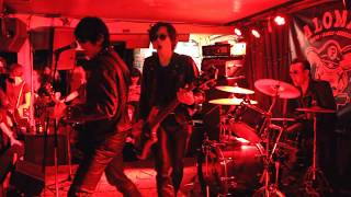Guitar Wolf playing Palomino Smoke House in Calgary, AB on June 24t...