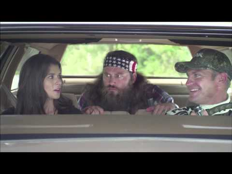 Peak Antifreeze Commercial with Clint Bowyer, Danica Patrick and Duck Dynasty's Willie Robertson