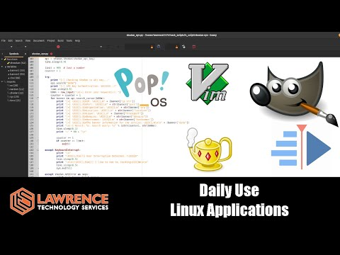 My Daily Use Linux Applications For My Business