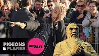 New Yorkers React to Jaden Smith's Music and Tweets | Angelito in the Streets