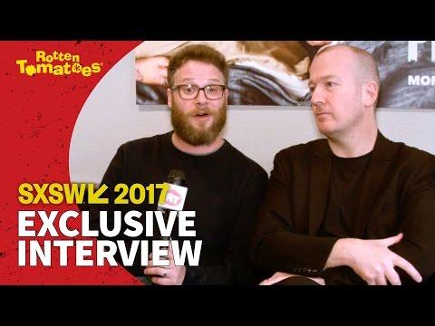 Seth Rogen, Garth Ennis and Sam Catlin Talk 'Preacher' – Exclusive SXSW Interview (2017)