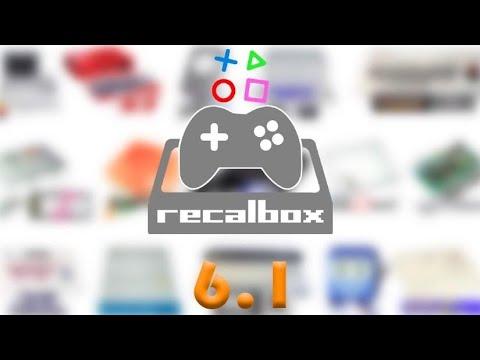 ACTUALIZAR RECALBOX 6
