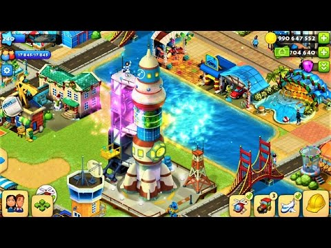 Top Best City Building Games For Android & IOS New Update 2017