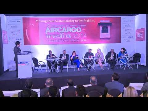 Round Table - 3 of ACI 2014: Beating challenges in Indian air cargo