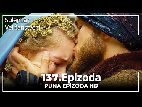 Sulejman Veličanstveni Epizoda 137 Sa prevodom