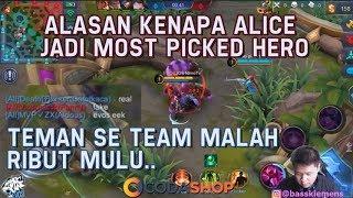 RAHASIA MENGAPA PRO PLAYER PAKAI ALICE !!