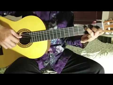 Iwan Fals - Nyanyianmu (Fingerstyle Cover)