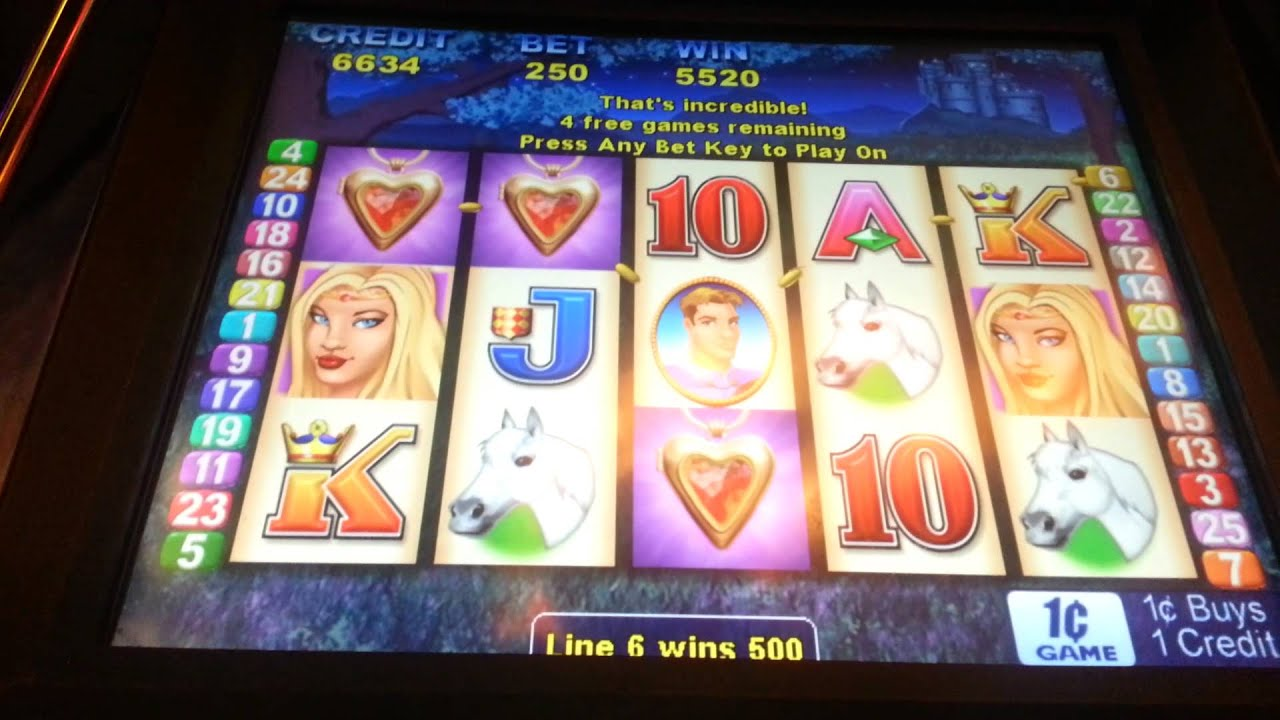 Slot Machine Bonus Max Bet