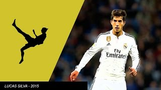 Lucas Silva - Skills, Goals, Assists 2015 - Welcome To Olympique de Marseille