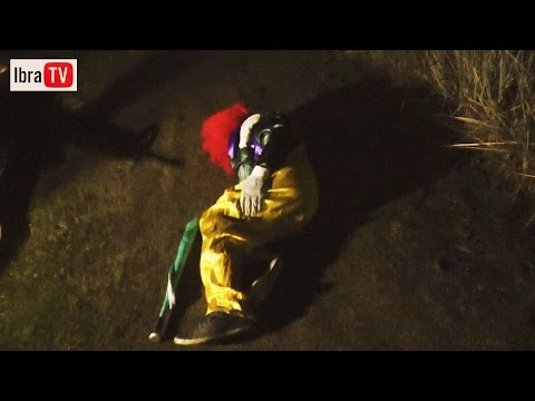 PIEGER DES CLOWNS TUEURS 2 ( IbraTV ) KILLER CLOWN