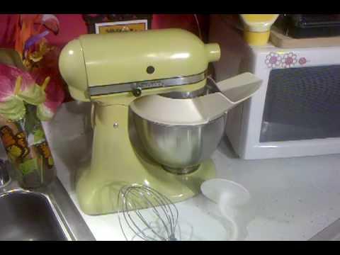 Second Hand Kitchen Aid Mixer