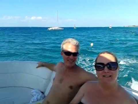 Members tell their experience on the yacht - Occidental Vacation Club - Yacht Club