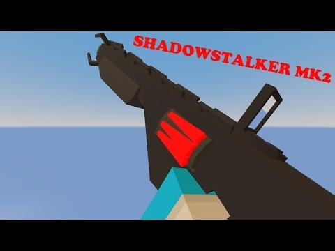 Unturned - Shadowstalker mk2