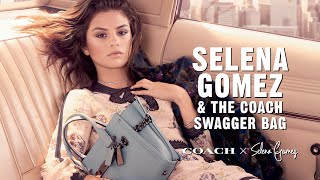 Watch as selena gomez stars in our new campaign, wearing coach runway styles and the swagger cloud. directed by fabien baron styled karl temp...