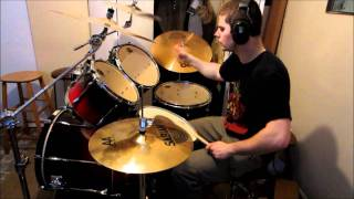 Dyscarnate - An axe to grind ( Drums Cover )