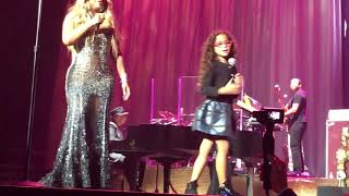 Mariah Carey  Always Be My Baby (Feat dembabies) live All The Hits Tour Vancouver.