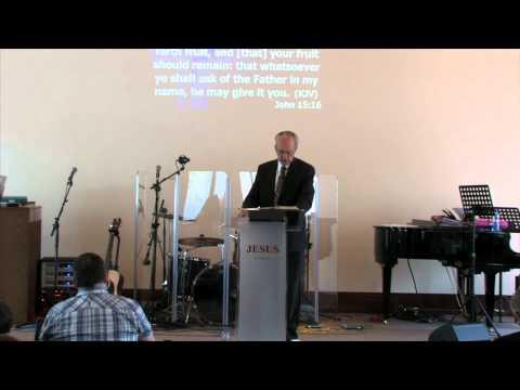 Pastor Charles Jennings