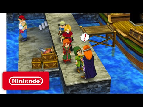 Generate Discover The Haven in Dragon Quest VII: Fragments of the Forgotten Past - Episode 5 Pics