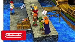 Discover The Haven in Dragon Quest VII: Fragments of the Forgotten Past - Episode 5