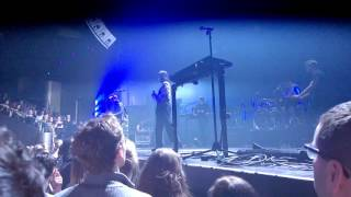 The Naked and Famous - Higher - Live @ TivoliVredenburg, Utrecht Feb 10, 2017
