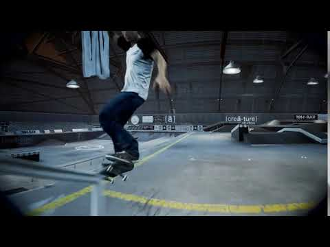 Session Clip - 1 - Nollie BS Bigspin Switch Feeble