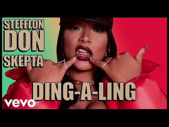 Stefflon Don, Skepta - Ding-A-Ling (official audio)