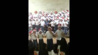 Robert e lee pre k -k Christmas songs