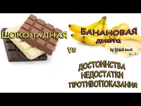 Шоколадная диета — меню, результаты и отзывы