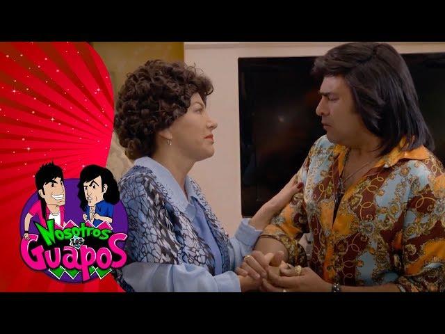 Capítulo 13: ¡Albertano y Doña Lucha se reencuentran! | Nosotros los guapos T2