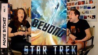 Star Trek Beyond Movie Review MovieBitches Ep 115
