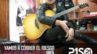 El Profe - Piso21 / Consejos para practicar la guitarra
