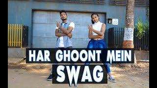 Har Ghoont Me Swag Hai | Dance Choreography | By Shraddha Chibade