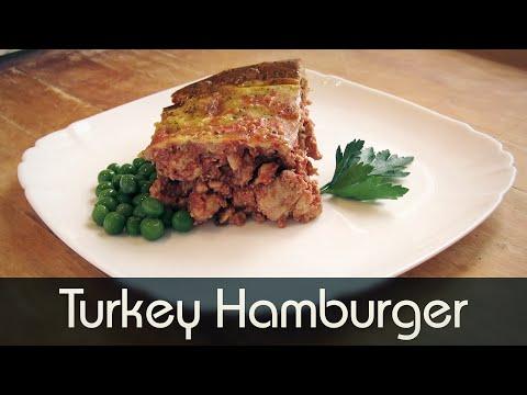 Easy Made Turkey Hamburger