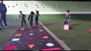 Atividade Recreação ( Educação Física ) Tapete Geométr...