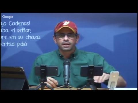 14-11-2017 Pregunta Capriles