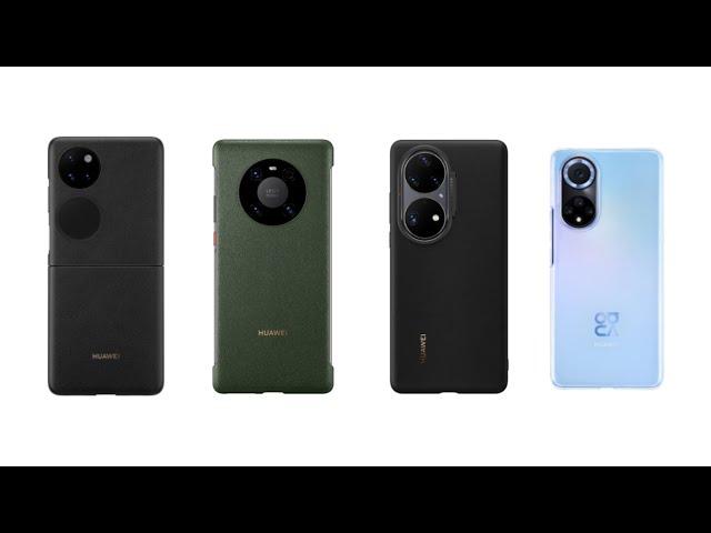 Original flip case for Huawei P10 Lite - YouTube